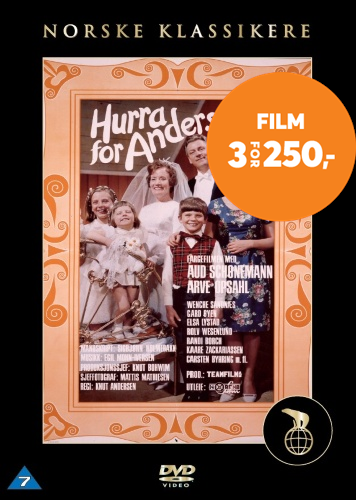 Hurra For Andersens (DVD)