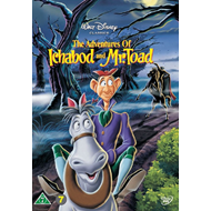 The Adventures Of Ichabod And Mr. Toad (DVD)