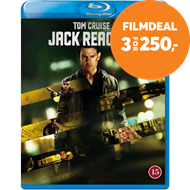 Produktbilde for Jack Reacher (BLU-RAY)