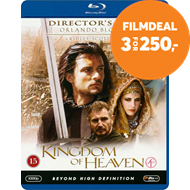 Produktbilde for Kingdom Of Heaven - Director's Cut (BLU-RAY)