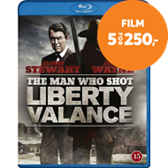 Produktbilde for The Man Who Shot Liberty Valance (BLU-RAY)
