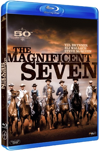 The Magnificent Seven (1960) (BLU-RAY)