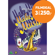 Produktbilde for Make Mine Music (DVD)