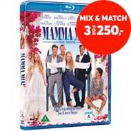 Produktbilde for Mamma Mia! (BLU-RAY)