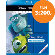 Produktbilde for Monsterbedriften (BLU-RAY)