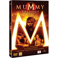 The Mummy Trilogy (DVD)