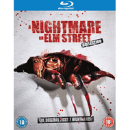 The Nightmare On Elm Street Collection (UK-import) (BLU-RAY)