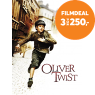 Produktbilde for Oliver Twist (DVD)