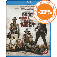 Produktbilde for Once Upon A Time In The West (BLU-RAY)
