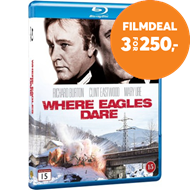 Produktbilde for Ørneredet (BLU-RAY)