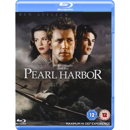 Pearl Harbor (UK-import) (BLU-RAY)