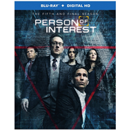 Person Of Interest - Sesong 5 (BLU-RAY)