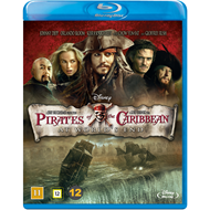 Pirates Of The Caribbean - At World's End (BLU-RAY)