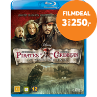 Produktbilde for Pirates Of The Caribbean - At World's End (BLU-RAY)