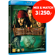 Produktbilde for Pirates Of The Caribbean - Dead Man's Chest (BLU-RAY)