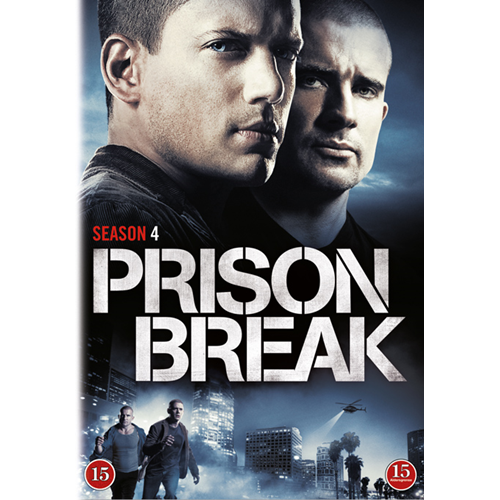 Prison Break - Sesong 4 (DVD)