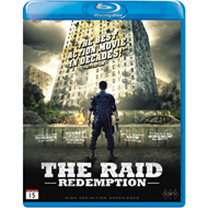The Raid: Redemption (BLU-RAY)