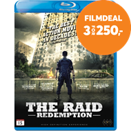 Produktbilde for The Raid: Redemption (BLU-RAY)