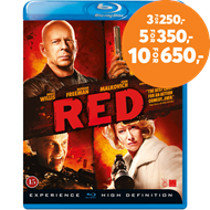Produktbilde for Red (DK-import) (BLU-RAY)