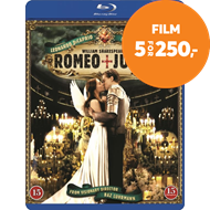 Produktbilde for Romeo + Juliet (BLU-RAY)
