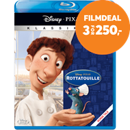 Produktbilde for Rottatouille (BLU-RAY)
