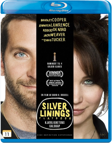 Silver Linings Playbook (BLU-RAY)