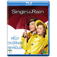 Singin' In The Rain - 60th Anniversary Edition (BLU-RAY)