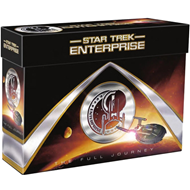 Star Trek Enterprise - The Full Journey (DVD)