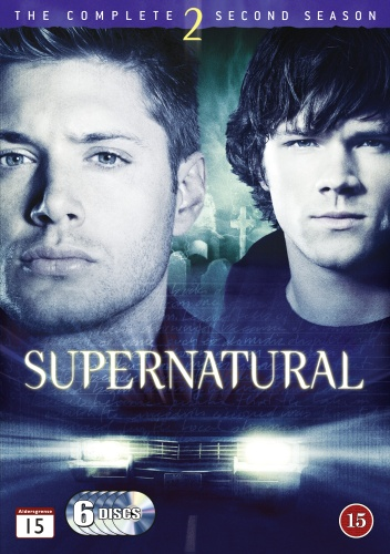Supernatural - Sesong 2 (DVD)