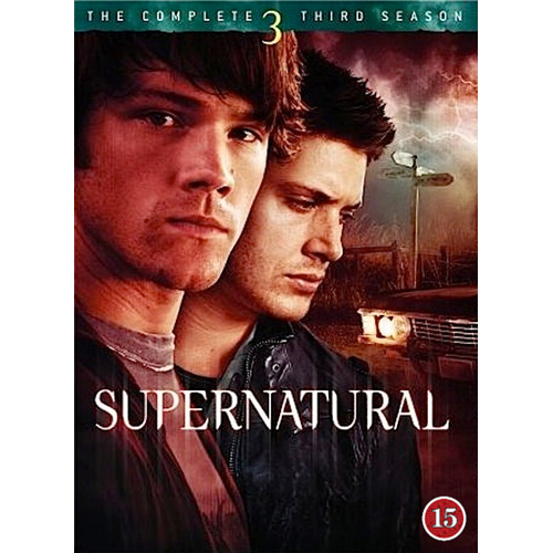 Supernatural - Sesong 3 (DVD)