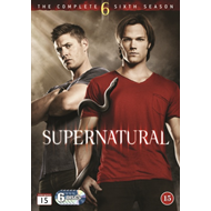 Supernatural - Sesong 6 (DVD)