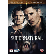 Supernatural - Sesong 7 (DVD)