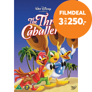 Produktbilde for The Three Caballeros (DVD)