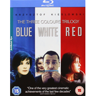 The Three Colours Trilogy (UK-import) (BLU-RAY)