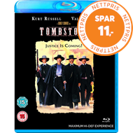 Tombstone (UK-import) (BLU-RAY)