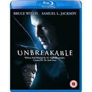 Unbreakable (UK-import) (BLU-RAY)