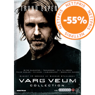 Produktbilde for Varg Veum 1 - 6 Collection (DVD)