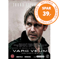 Produktbilde for Varg Veum 7 - 12 Collection (DVD)