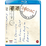 Zodiac - Director's Cut (BLU-RAY)