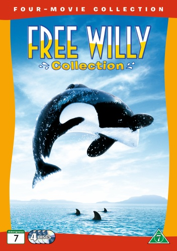 Free Willy - The Collection (DVD)