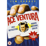 Ace Ventura / Ace Ventura 2 (UK-import) (DVD)