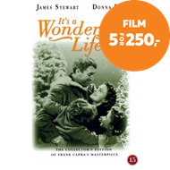 Produktbilde for It's A Wonderful Life (DVD)