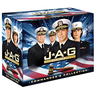 J.A.G. - The Complete Collection (DVD)