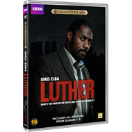 Luther - Sesong 1 - 3 (DVD)