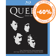Queen - Days Of Our Lives (BLU-RAY)