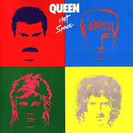 Hot Space (Remastered) (CD)