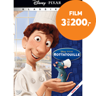 Produktbilde for Rottatouille (DVD)