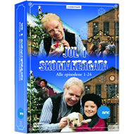 Produktbilde for Jul i Skomakergata - Alle Episodene (DVD)
