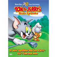 Tom & Jerry - Beste Episoder Vol. 1 (DVD)