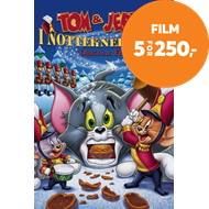 Produktbilde for Tom & Jerry I Nøtteknekkeren (DVD)